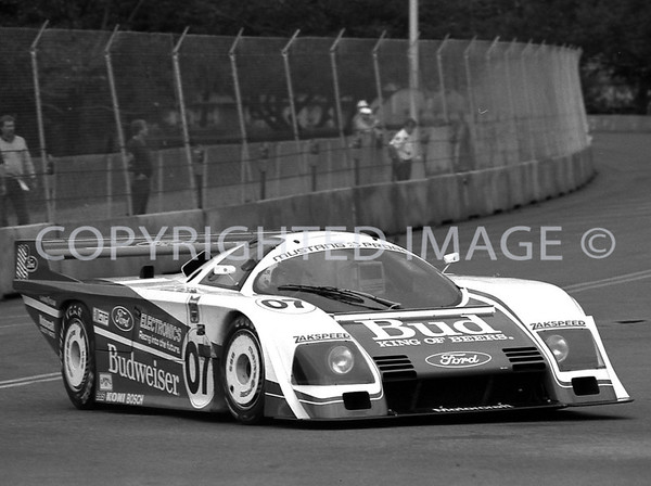 GTP & GTO Sport Cars 1980s-90s