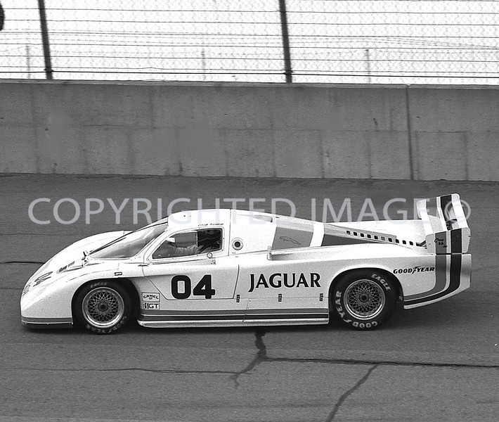 Michigan Int, Redman Haywood, 1984