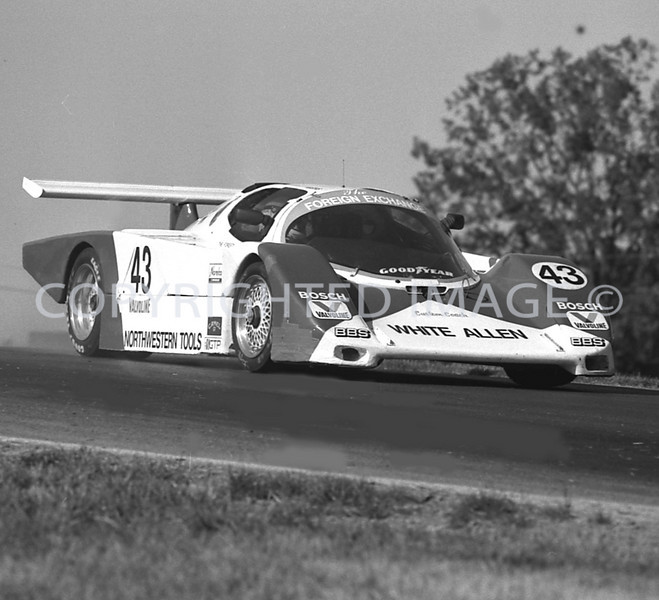 Mid Ohio, John Higgens, 1988