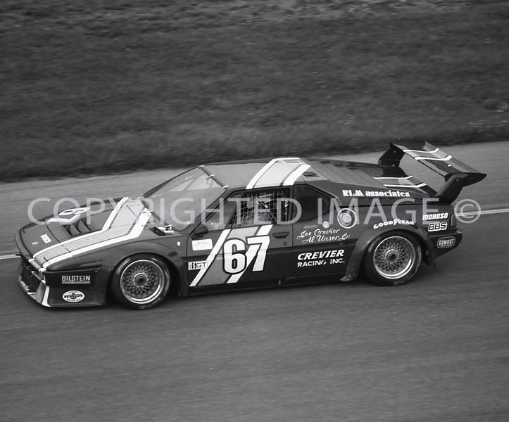 Pocono, Al Unser Jr, 1981