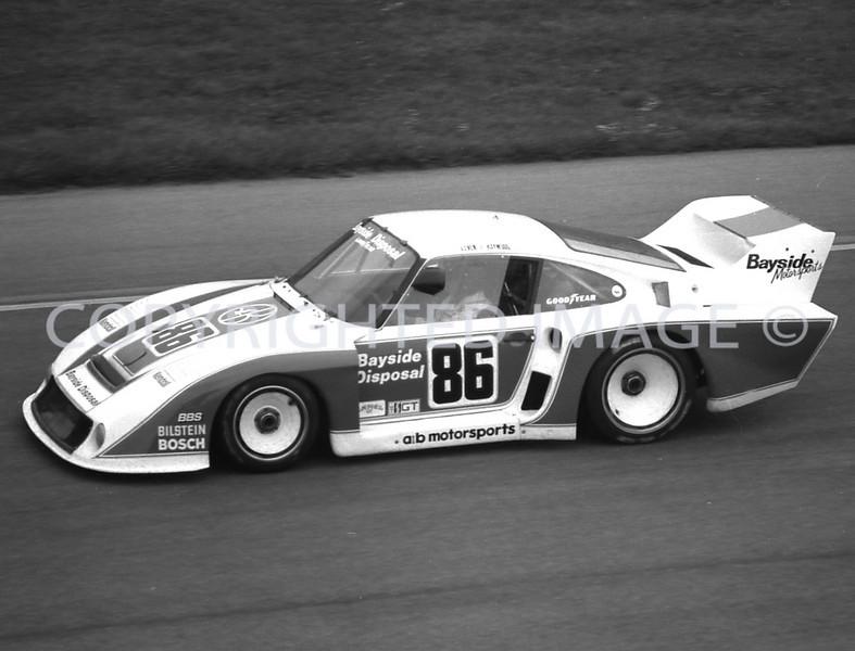 Pocono, Bruce Leven, 1981