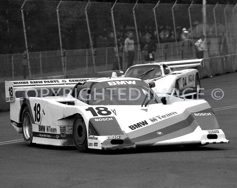 Columbus, Ohio, Jones, Andretti, BMW, 1986