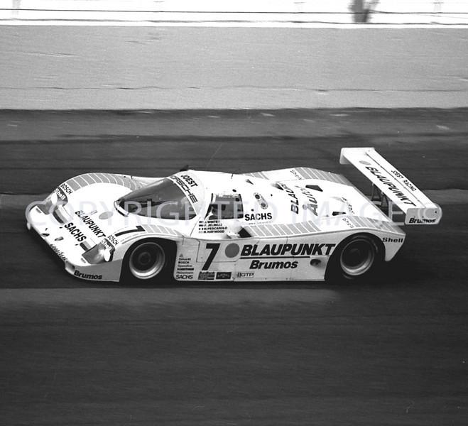 Daytona 24 Hrs, Winter Haywood, Pescarola, 1991