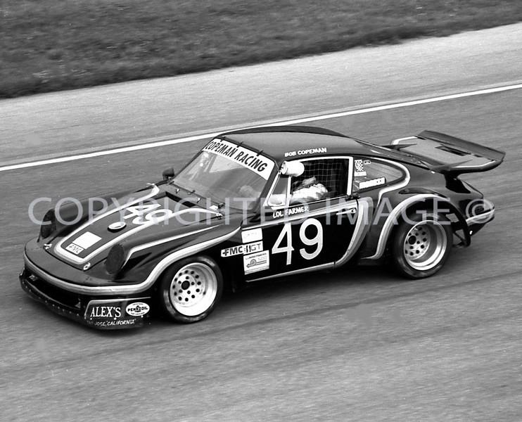 Pocono, Bob Copeman, 1981