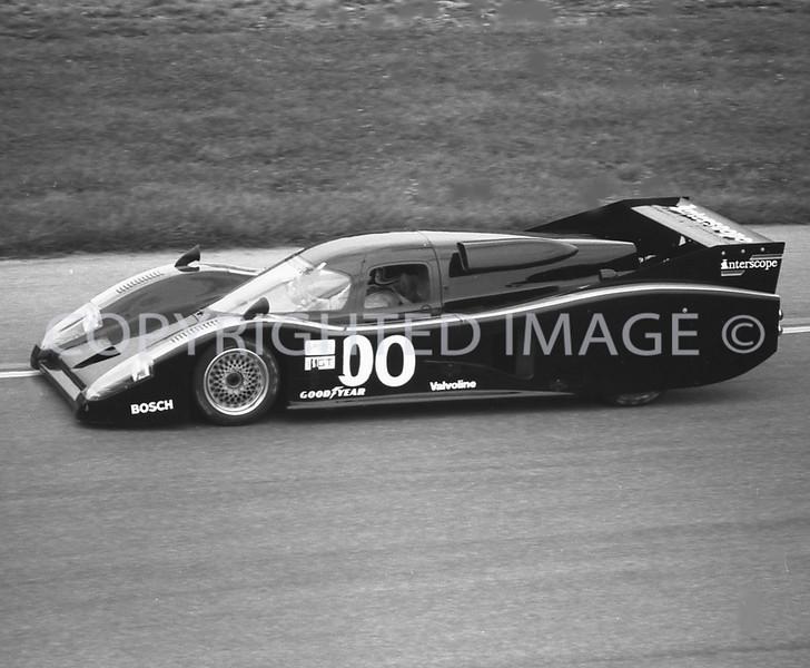 Pocono, Bill Whittington, 1981