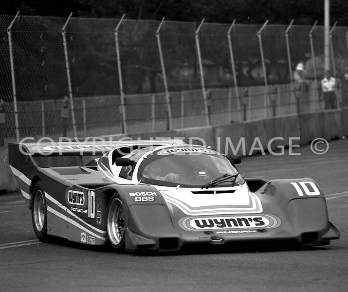 Columbus, Ohio, Hotchkis Adams Porsche, 1986
