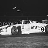 Daytona 24 Hr Race, Jim Pace Takes Turn At Night, 1991