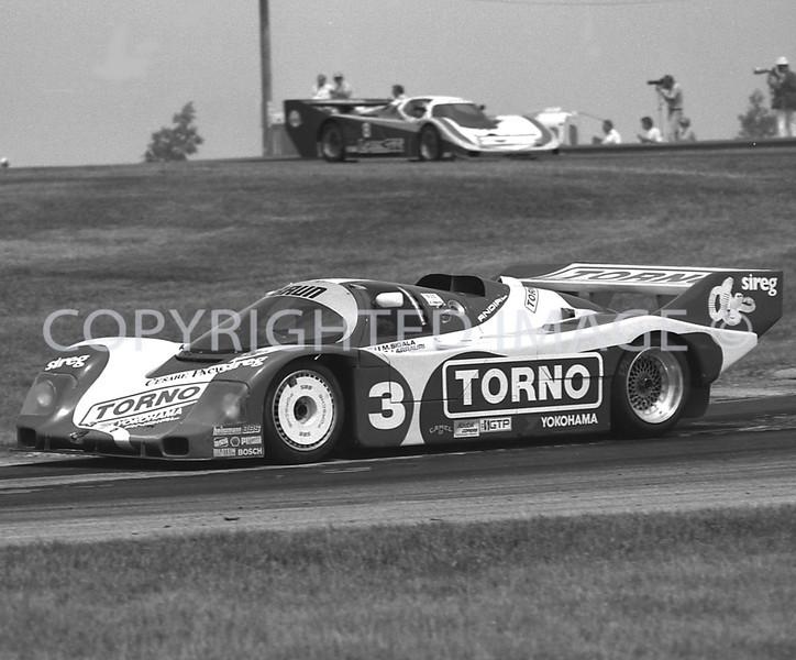 Mid Ohio, Oscar Larrauri, 1988