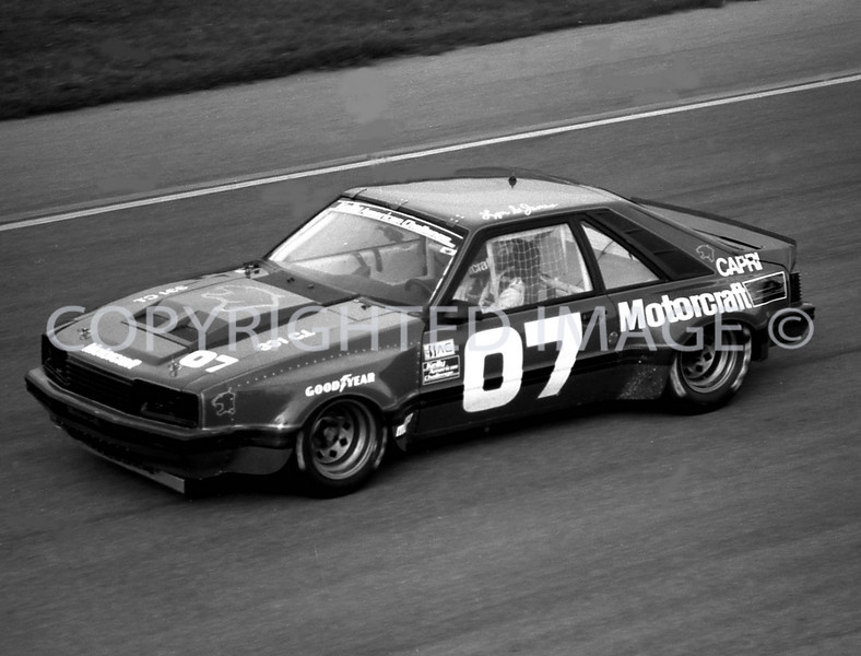 Pocono, Lyn St James, 1981