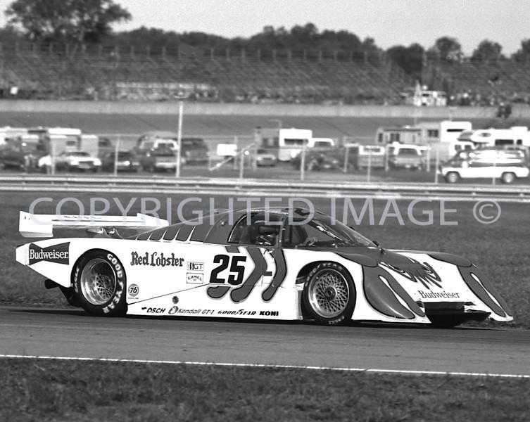 Michigan Int, Coward Miller, 1984