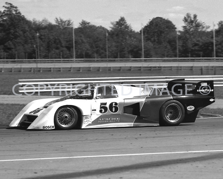 Michigan Int, Winner Randy Lanier Wittington, 1984