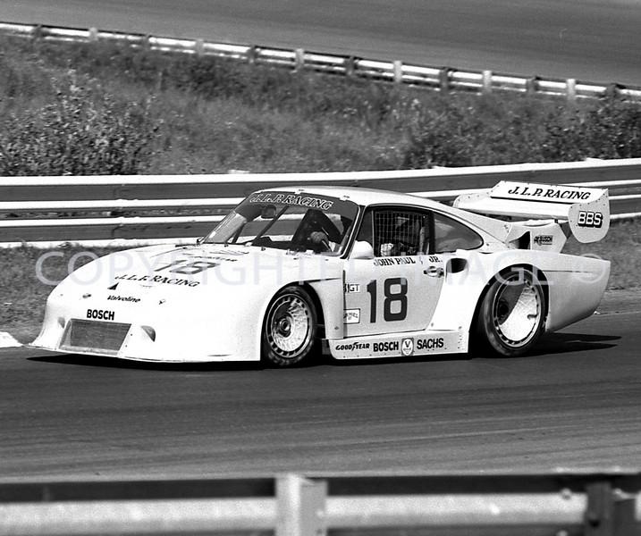 Watkins Glen, John Paul Sr, John Paul Jr, 1981