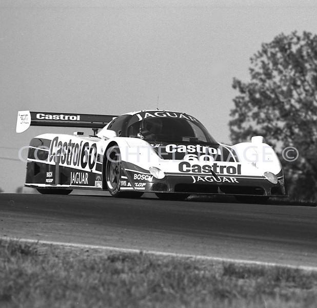 Mid Ohio, Martin Brundle, 1988