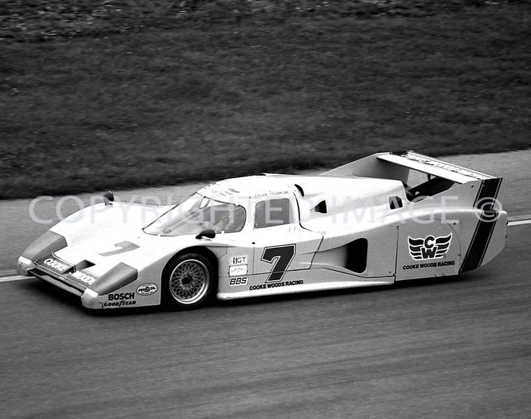 Pocono, Brian Redman, 1981