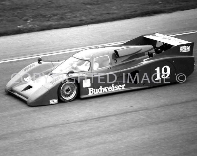 Pocono, Chris Cord, 1981