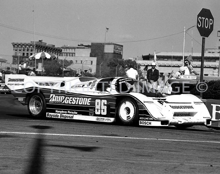 Columbus, Ohio, Leven Millen, Porsche, 1986