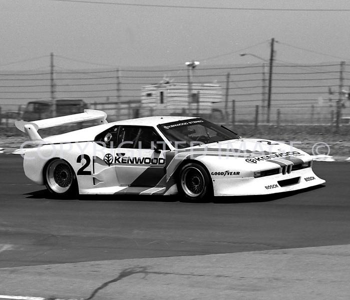 Watkins Glen, David Hobbs, Mark Surer, 1981