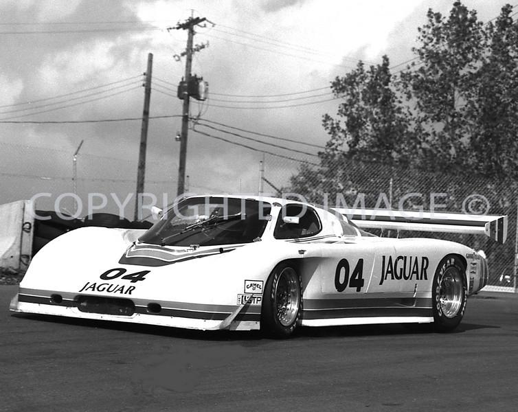 Columbus, Ohio, Redman Haywood Jaguar, 1986
