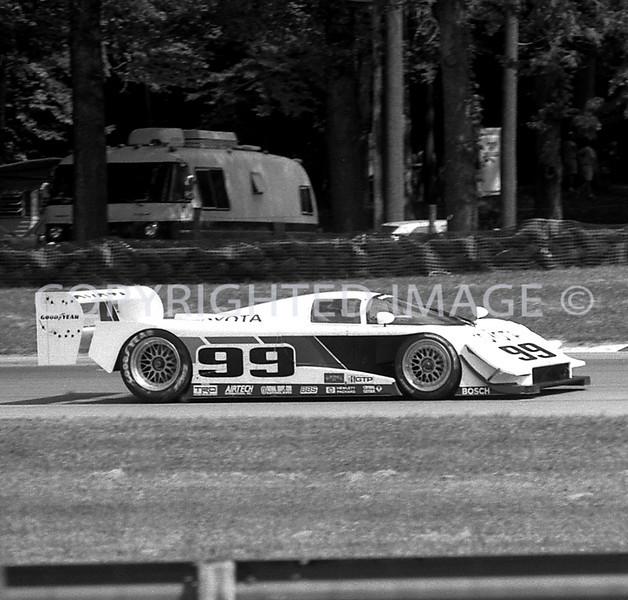 Watkins Glen, Juan Manuel Fangio, 1993