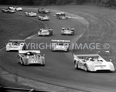 Mid Ohio, The Parade Lap, 1970