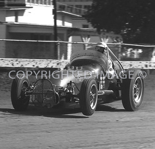 Hoosier Hundred, Johnny Rutherford, 1963