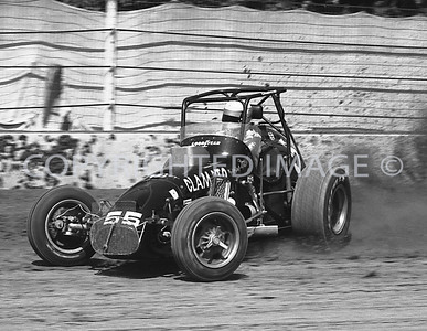 Hoosier Hundred, Lee Kunzman, USAC, 1972