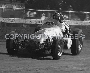 Hoosier Hundred, Parnelli Jones, 1963