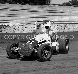 Hoosier Hundred, Larry Dickson, USAC, 1972