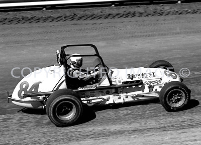 Hoosier Hundred, Tom Bigelow, USAC, 1972
