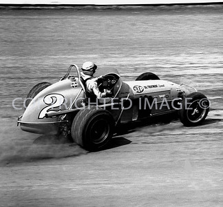Hoosier Hundred, Mario Andretti, 1969