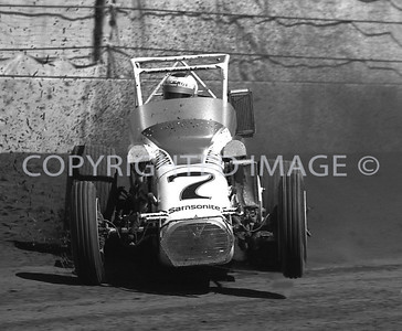 Hoosier Hundred, Unser,  Winner, USAC, 1972