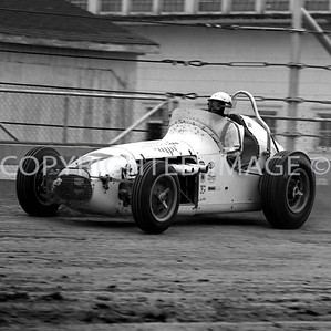 Hoosier Hundred, Mario Andretti, 1964