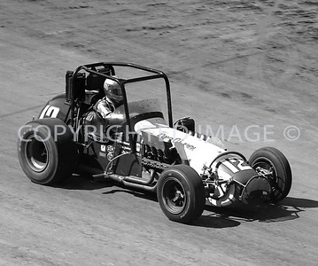 Hoosier Hundred, Sam Sessions, USAC, 1972