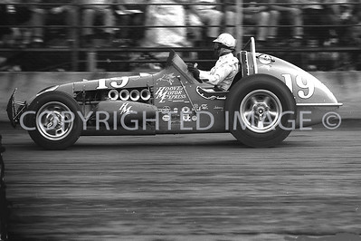 Hoosier Hundred, Johnny Thomson, 1960