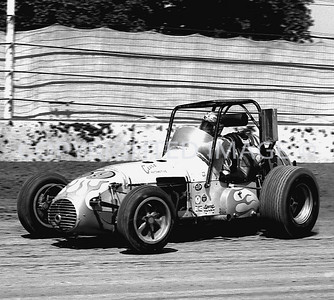 Hoosier Hundred, Karl Busson, USAC, 1972