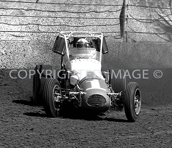 Hoosier Hundred, George Ziggy Snider, USAC, 1972