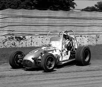 Hoosier Hundred, Arnie Knepper, USAC, 1972