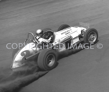 Hoosier Hundred, Mario Andretti, 1968