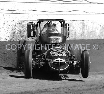 Hoosier Hundred, Billy Engelhart, USAC, 1972