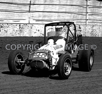 Hoosier Hundred, Rick Goudy, USAC, 1972