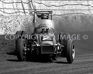 Hoosier Hundred, Jim McElreath, USAC, 1972