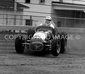 Hoosier Hundred, Johnny Rutherford, 1964
