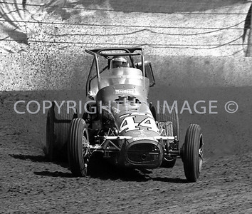 Hoosier Hundred, Rollie Beale, USAC, 1972