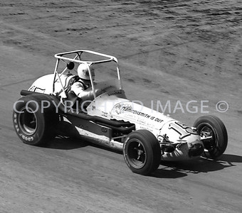 Hoosier Hundred, Jimmy Caruthers, USAC, 1972