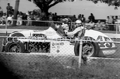 Hoosier Hundred, Templeman takes Rathmannon outside, 1961