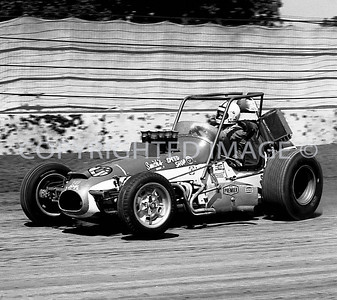 Hoosier Hundred, Bill Puterbaugh, USAC, 1972