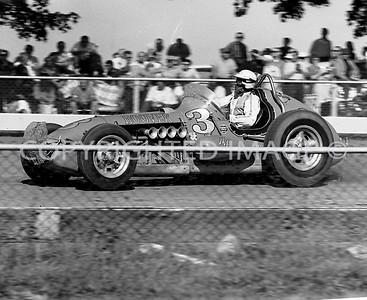Hoosier Hundred, Roger McCluskey, 1961