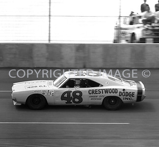 Michigan, James Hylton, 1969, NASCAR