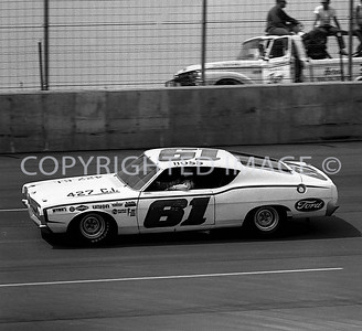 Michigan, Hoss Ellington, 1969, NASCAR