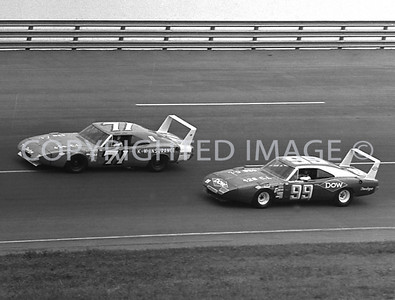 Michigan, Glotzbach Isaac Action, 1970, NASCAR